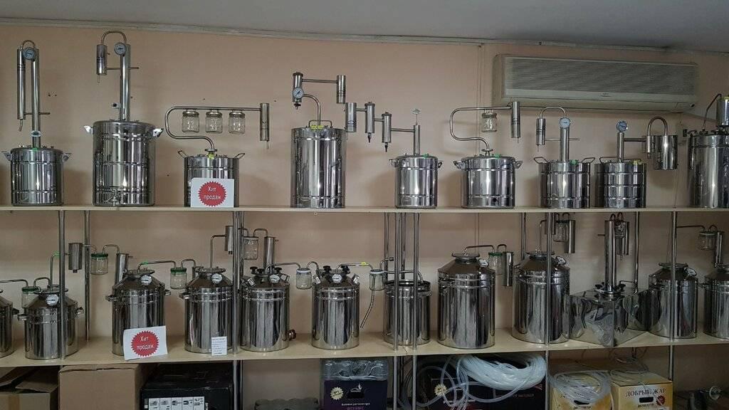 Как организовать производство самогона