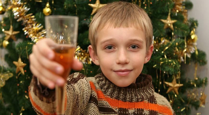 Детское шампанское: состав, виды, отзывы