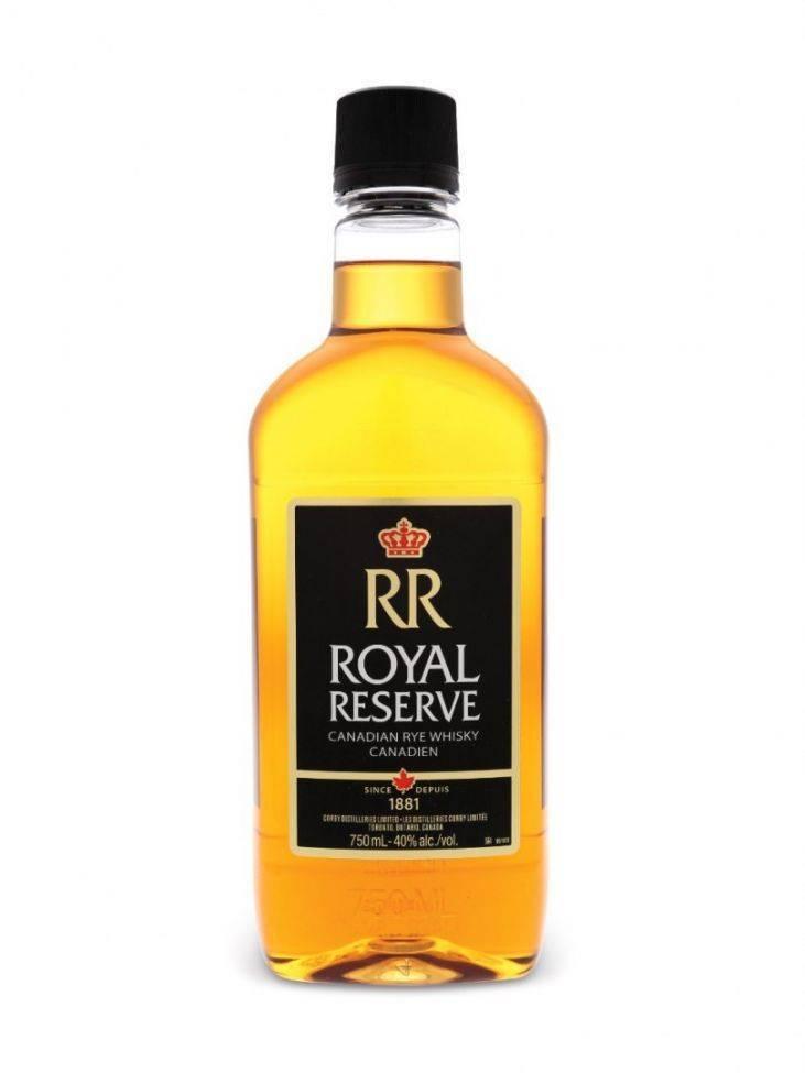 Виски rowson's reserve (роусонс резерв) и его особенности
