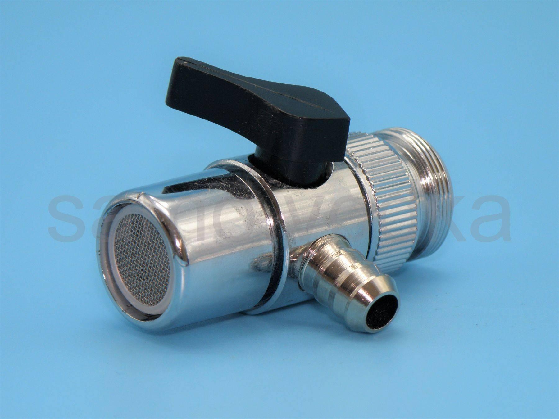 Виды и назначение переходника на кран для самогонного аппарата. как выбрать правильный дивертор?