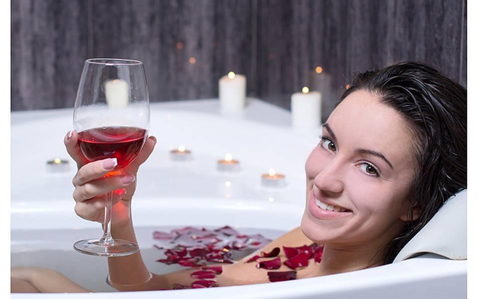 Винотерапия или как укрепить тело вином