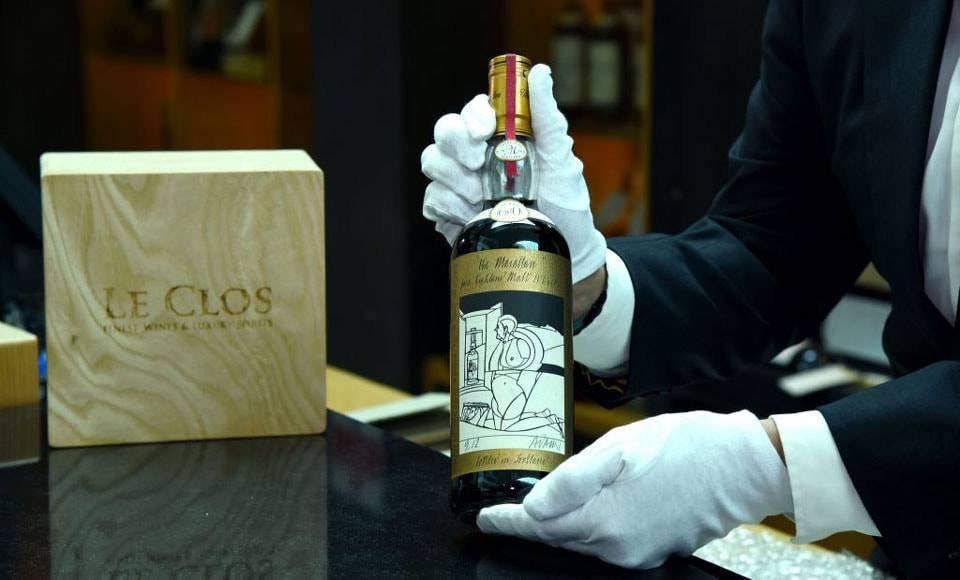 Дорого и со вкусом: топ-10 самых дорогих виски в мире
