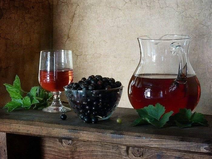 Готовим наливку из ягод на водке