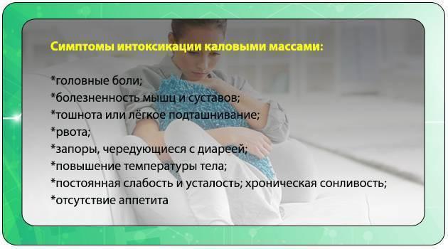 Интоксикация организма у взрослых: симптомы и лечение в домашних условиях