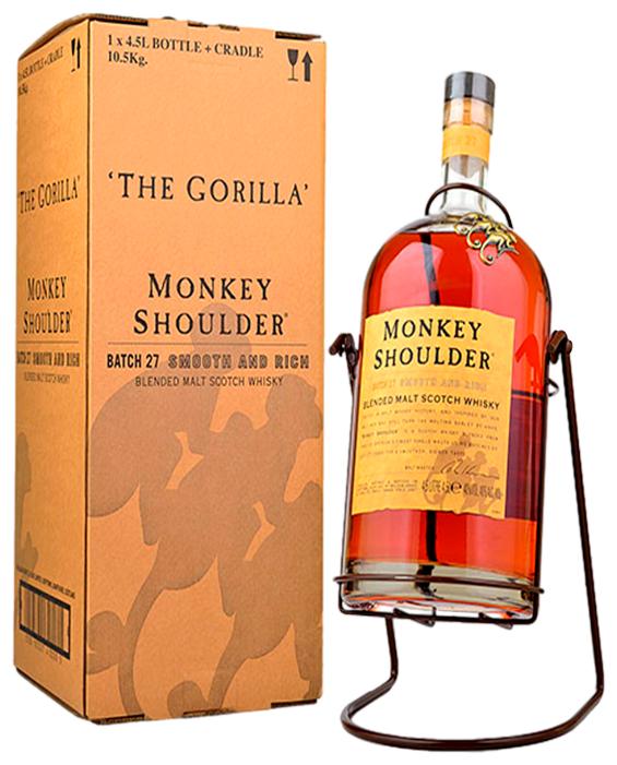 Виски monkey shoulder (манки шолдер): особенности вкуса и рекомендации по употреблению