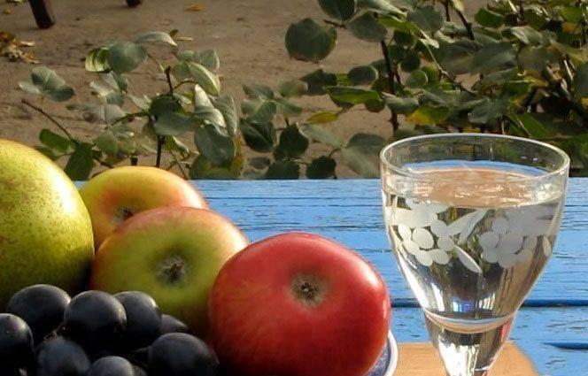 Как сделать брагу из фруктов для самогона