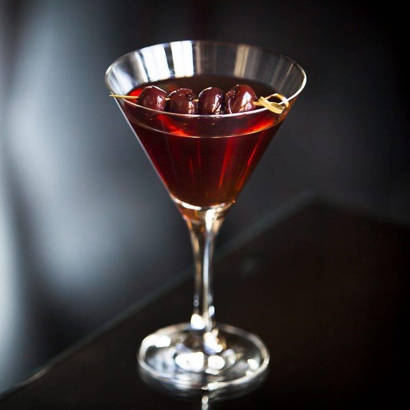 Коктейль манхеттен – легендарный напиток из далекой америки. подробный рецепт и история коктейля + фото