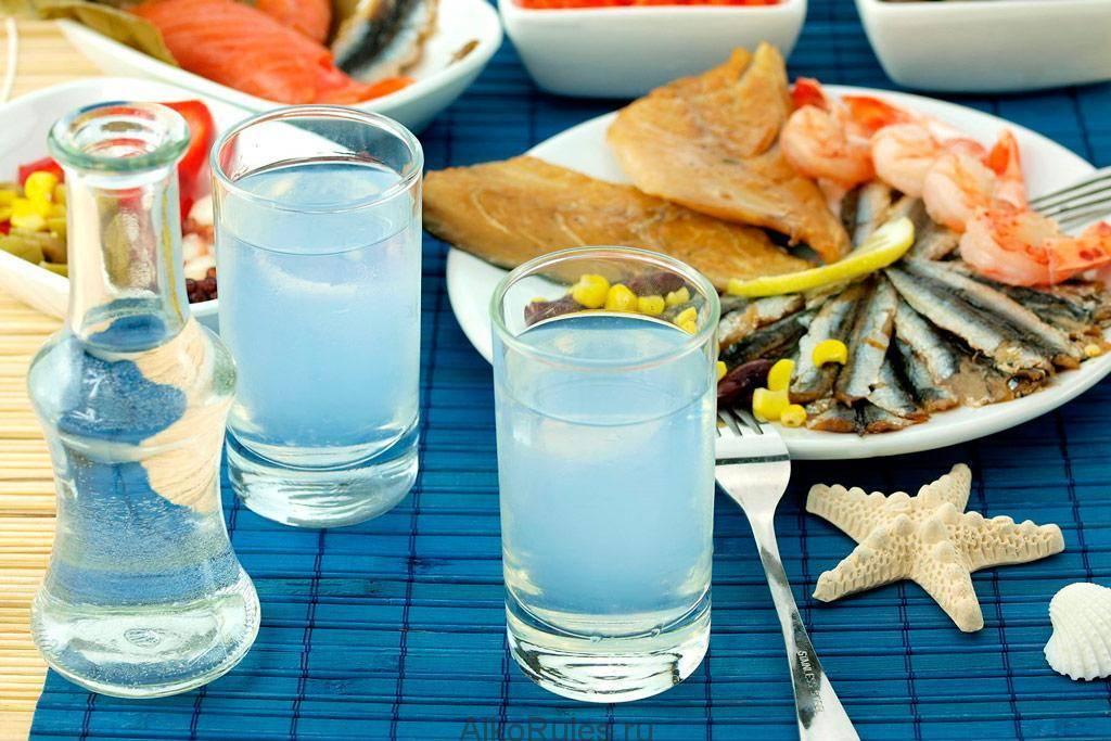 Греческая водка узо – местный анисовый напиток   алкофан   яндекс дзен