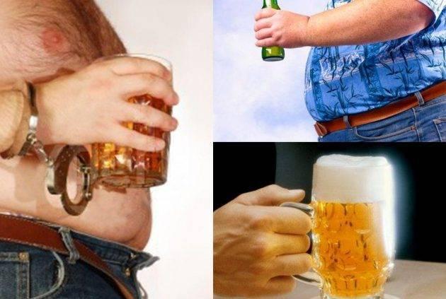 Можно ли поправиться от пива женщине