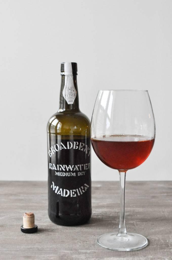 Обзор вина мадера