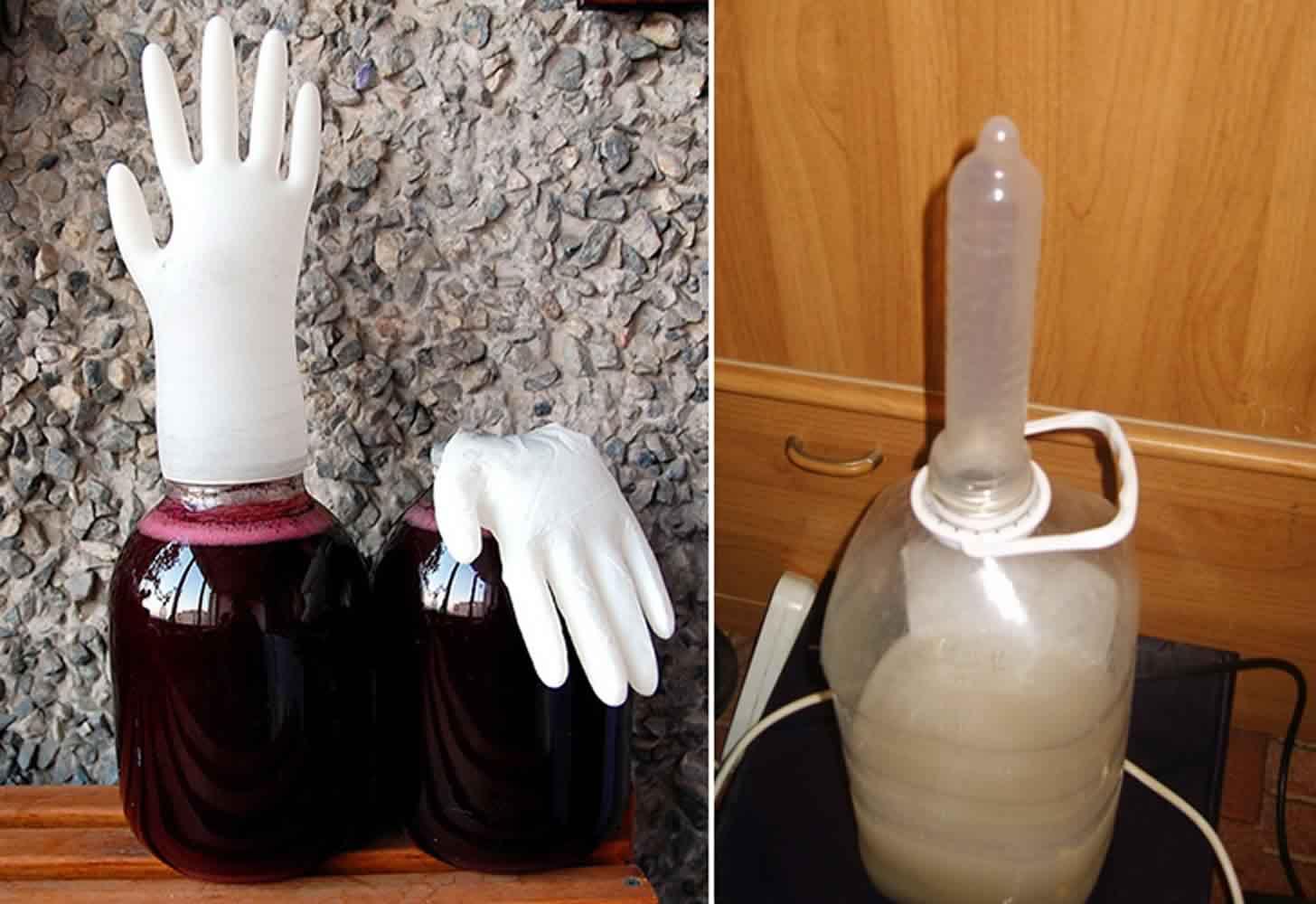 Очистка домашнего вина простыми способами