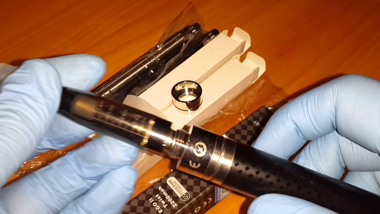 Электронная сигарета не работает: каковы причины?