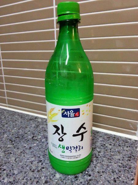Корейский алкоголь: 6 напитков, которые нужно попробовать