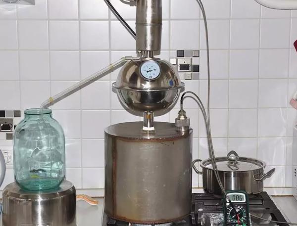 Производство спирта из опилок в домашних условиях