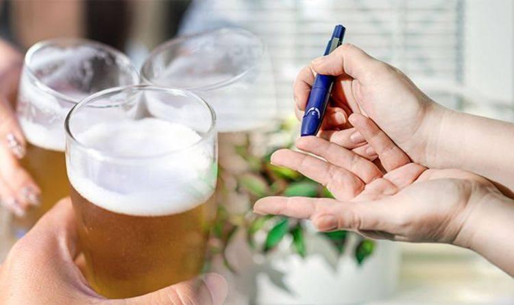 Повышает ли алкоголь уровень сахара в крови?
