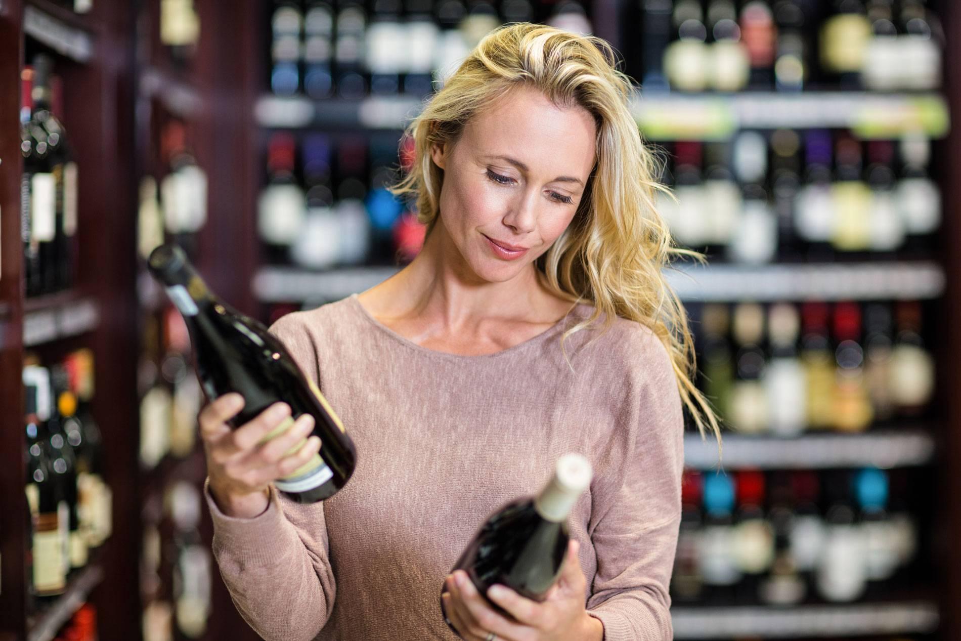 6 советов по выбору вина в магазине