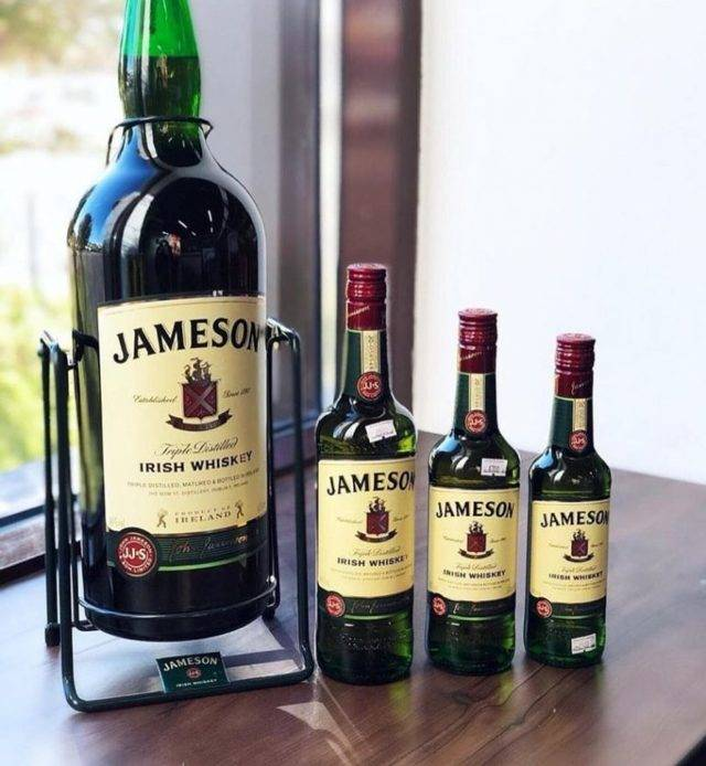 Jameson black barrel, select reserve, caskmates отзывы, особенности.