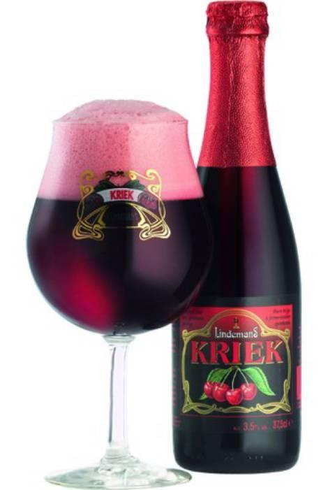 Бельгийское вишневое пиво: особенности и лучшие марки