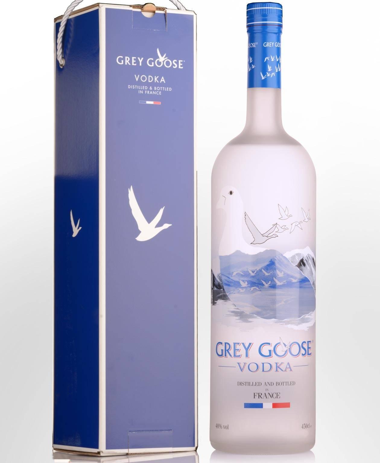 Водка grey goose – отменный вкус и качество в одном флаконе