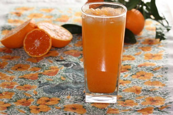 Рецепты настоек из мандаринов на водке – как правильно пить