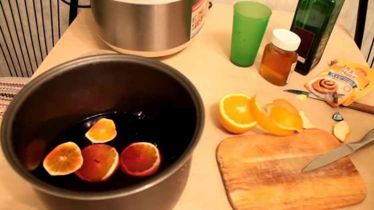Глинтвейн в мультиварке: лучшие рецепты приготвления