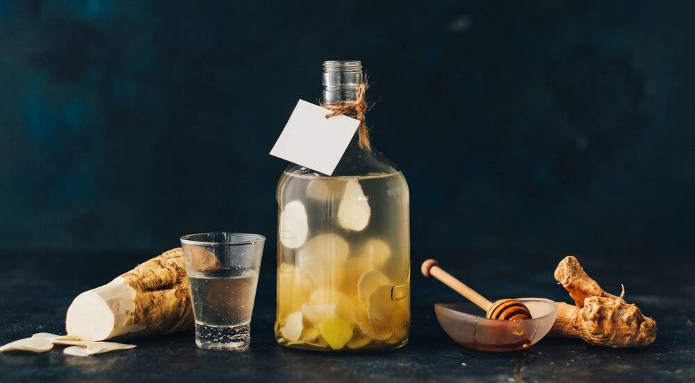 Хреновуха – рецепты приготовления классические домашней настойки на хрене | чудо-повар