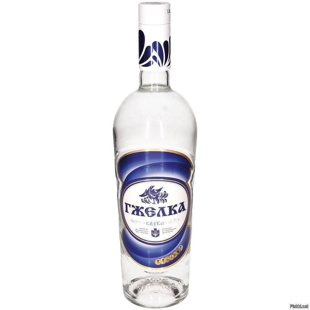 Водка гжелка | федеральный реестр алкогольной продукции | реестринформ 2020