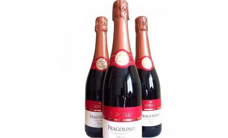 Итальянское шампанское — сорта и виды напитка