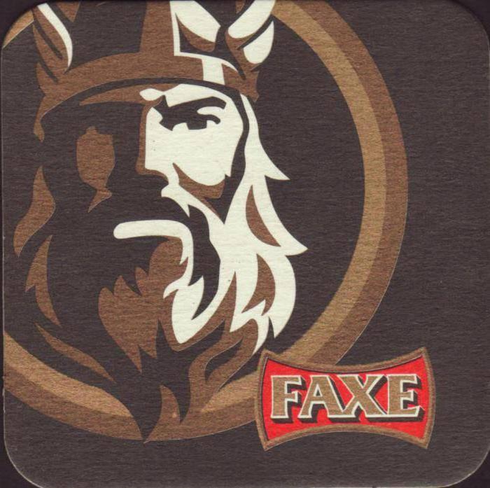 Пиво faxe - напиток в скандинавских традициях. описание, виды, отзывы :: syl.ru