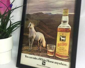 Все о виски white horse
