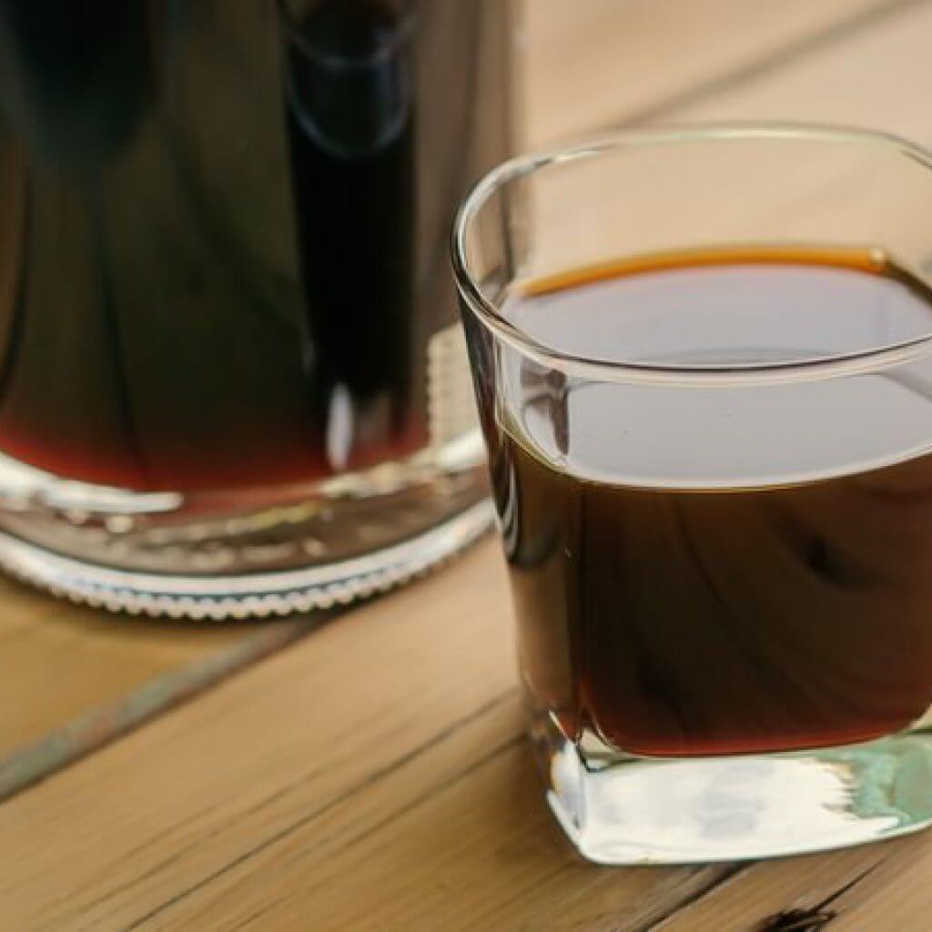 Ничья! уникальные рецепты чайных и кофейных ликёров