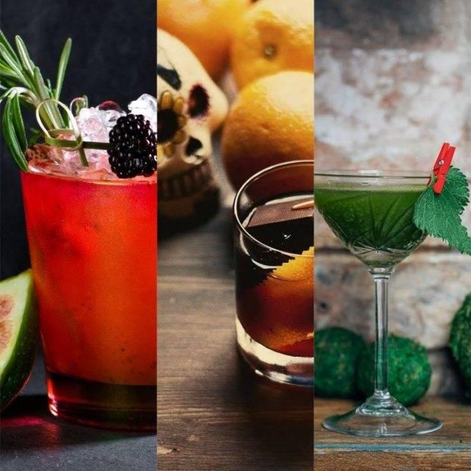 Горячие алкогольные коктейли в домашних условиях