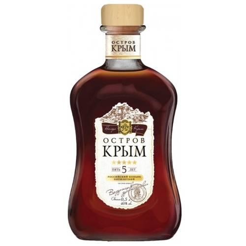 Все о крымском коньяке коктебель