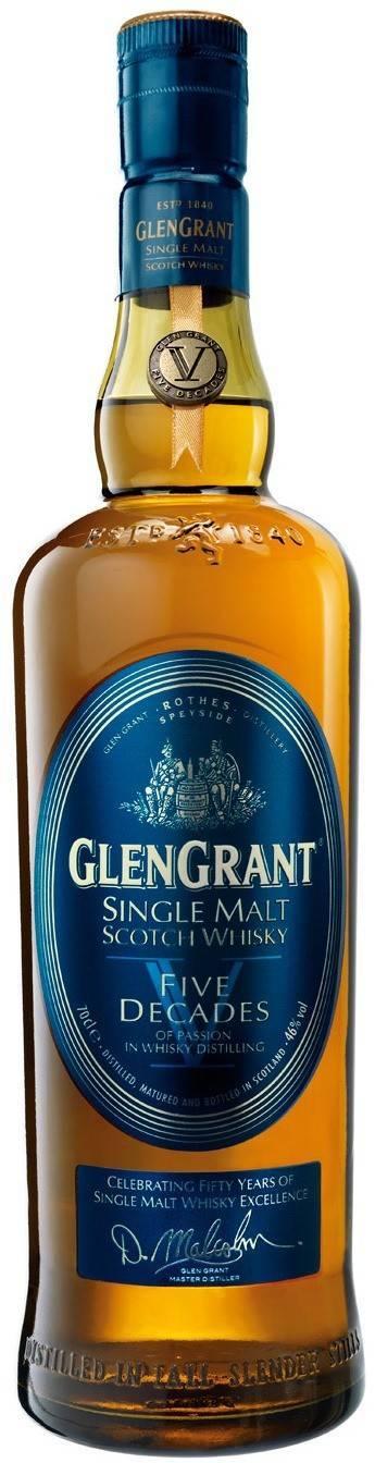 Обзор виски grant's (грантс)
