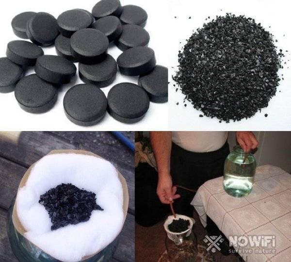 Очистка самогона активированным углем в таблетках из аптеки | mosspravki.ru
