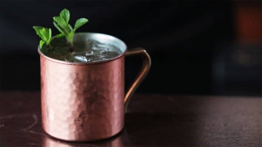 Московский мул: история создания напитка, список ингредиентов и пошаговые рецепты приготовления в домашних условиях