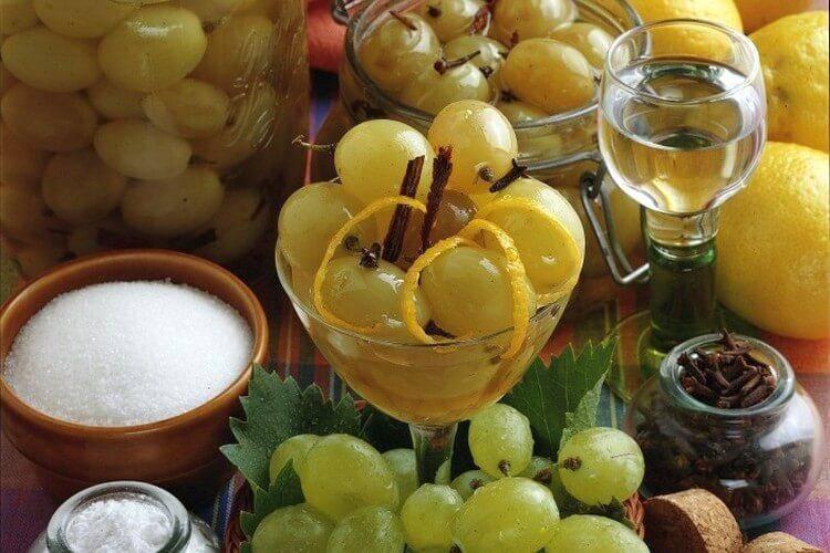 Рецепт домашнего коньяка из винограда