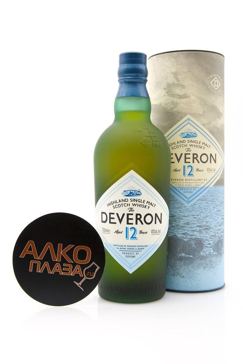 Обзор виски deveron (деверон)