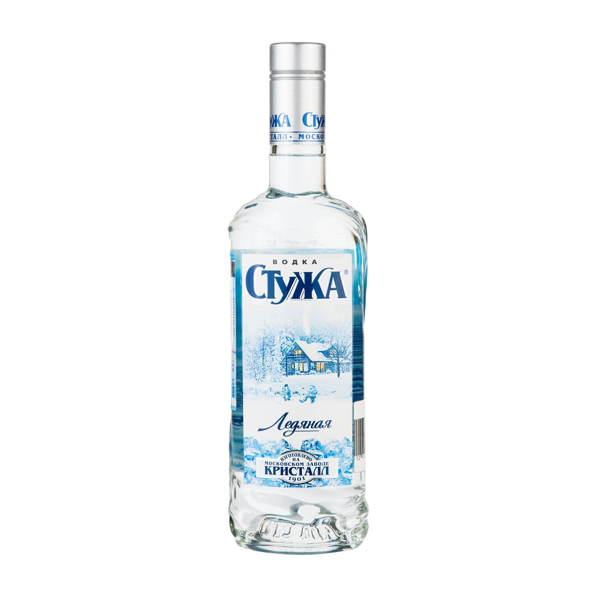 Водка: состав. химический состав и пищевая ценность водки