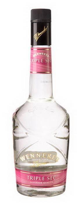 Трипл сек (triple sec) – самый «коктейльный» ликер