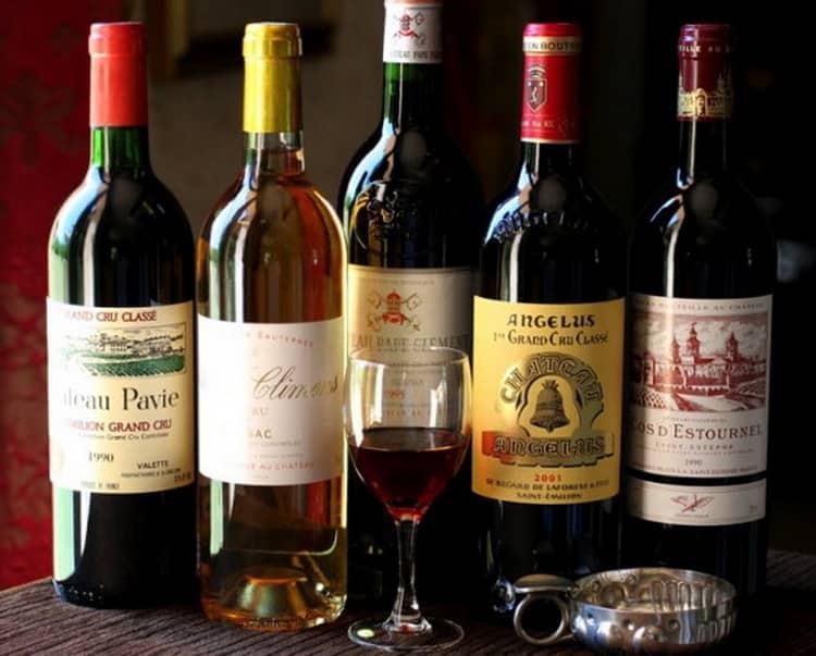 Французские вина – классификация, названия и описание известных марок в франции (с фото)