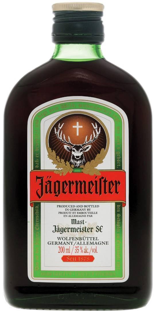Ликёр «егермейстер»: как пить правильно?