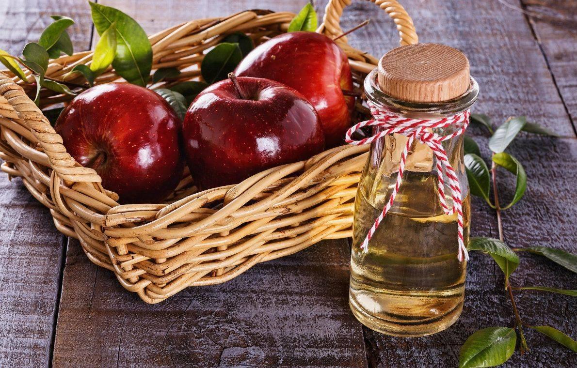 Яблочный уксус без сахара в домашних условиях