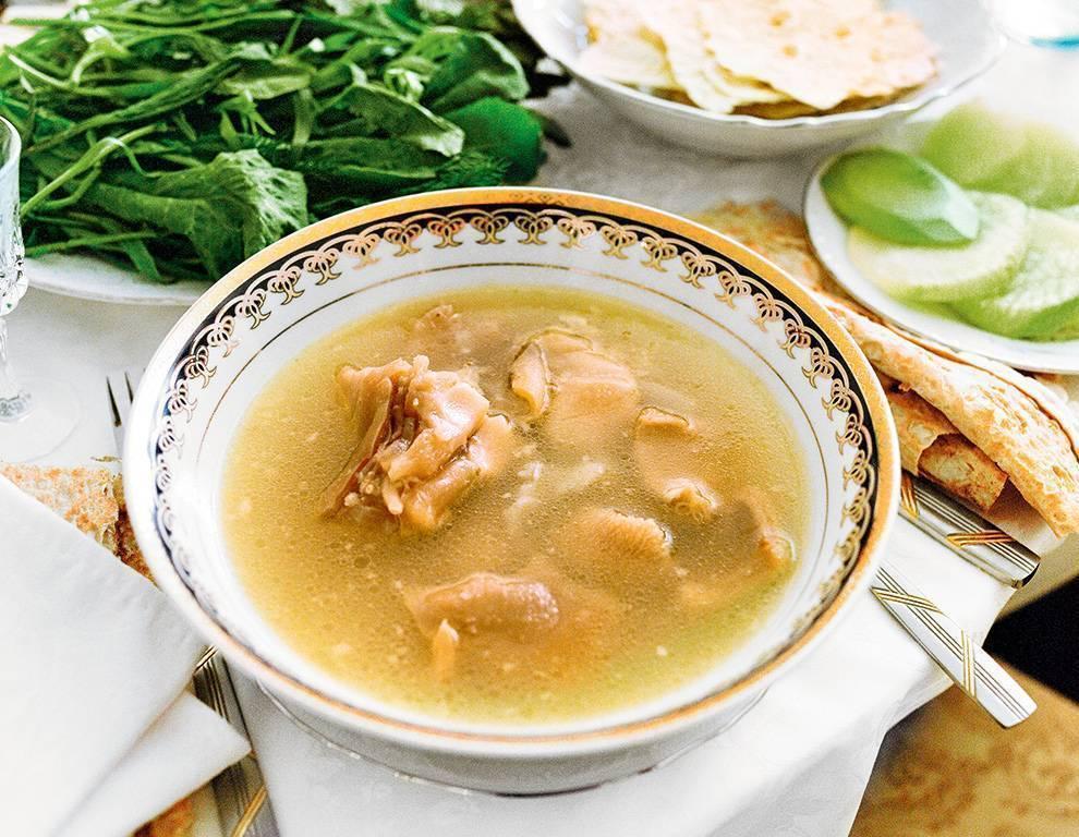 Выбор лучшего супа от похмелья: действие, рецептура