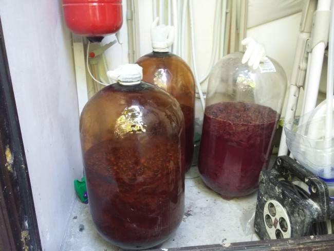 Правила и этапы приготовления самогона из винограда