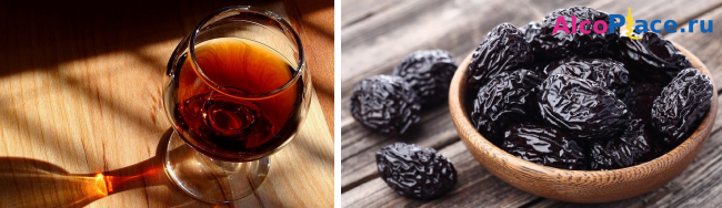 Вкусный домашний коньяк из самогона: рецепты с черносливом