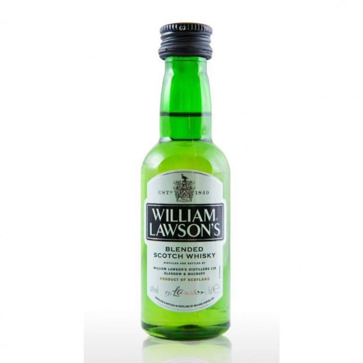 Виски вильям лоусон (william lawsons): история, обзор вкуса и видов, как отличить подделку