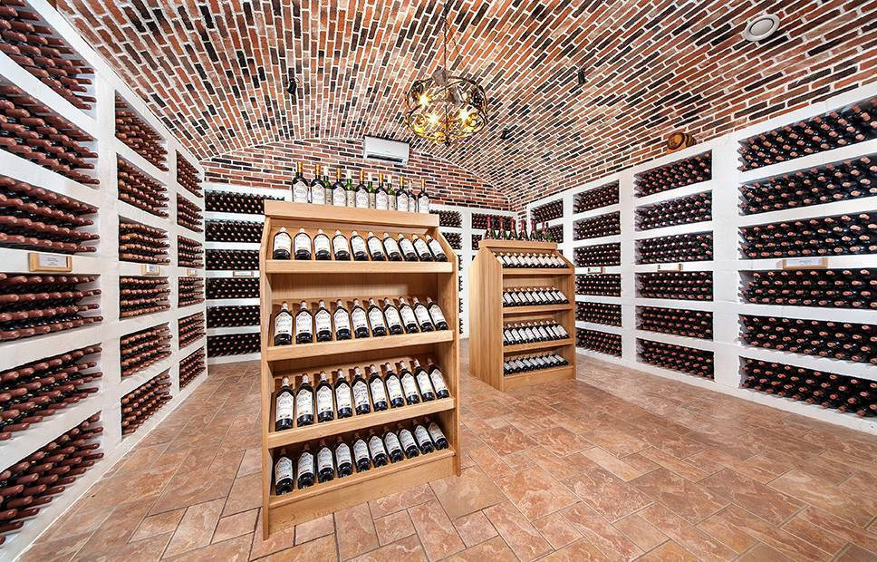 Обзор продукции винодельни саук дере