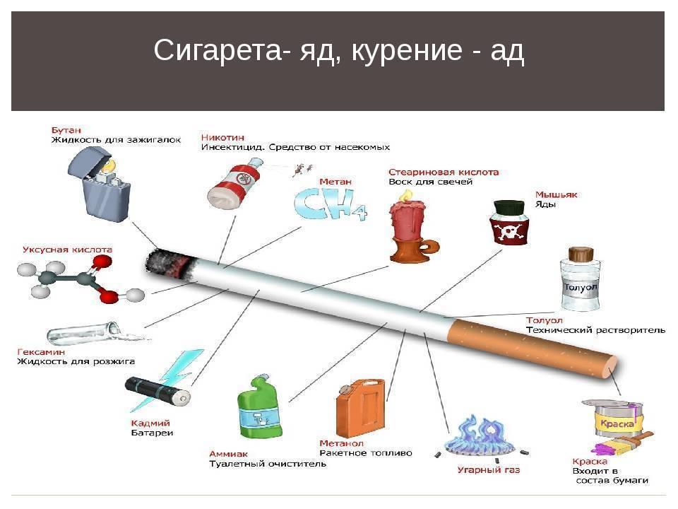 Вред сигарет: чем опасно их курение и какой вред это наносит здоровью человека