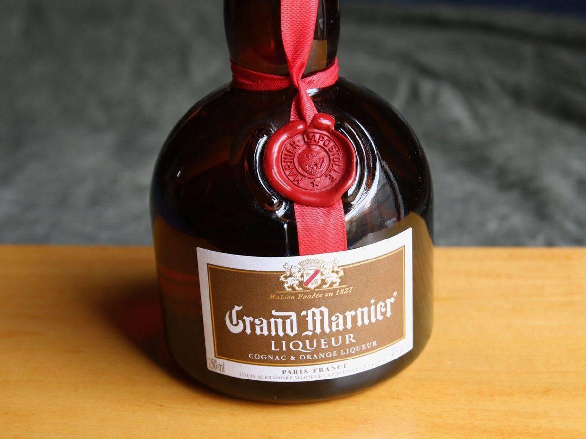 Новый облик ликера grand marnier cordon jaune